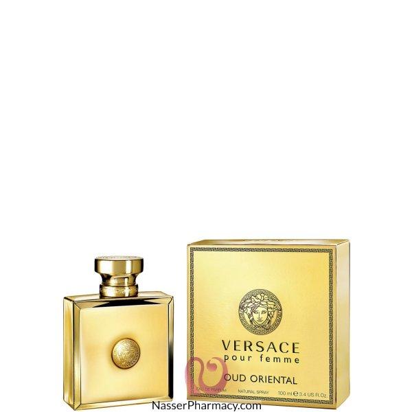 61f4971b2 تسوق أونلاين فيرساتشي عطر للنساء OUD ORIENTAL Eau Du Perrfum- 100 مل ...