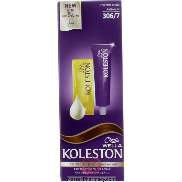 Kol 2000 Maxi Single 306/7 Choc.brown