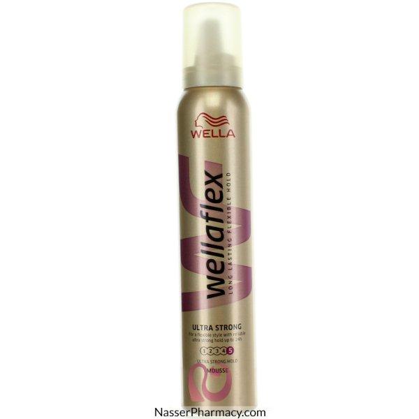 Wella Flex Hair Spray Extra Strong 6*250ml
