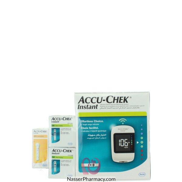 اكوا شيك اكتيف Accu-chek Active  جهاز قياس السكر