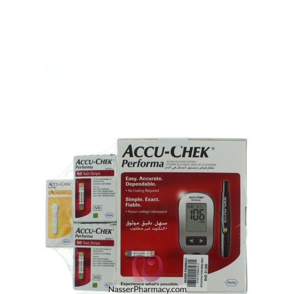 Accu-chek Performa Machine