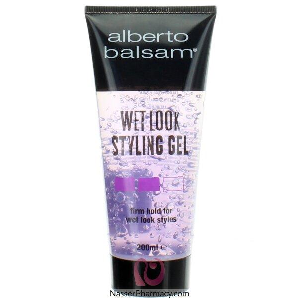 البيرتو بلسم Alberto Balsam- الجيل المصفف للمظهر الرطب- 200مل