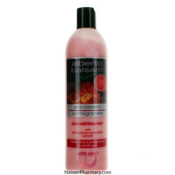 Alberto Balsam Conditioner  Pomegrante-400ml