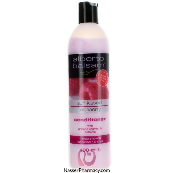 Alberto Balsam  Sunkissed Raspberry Conditioner 400ml