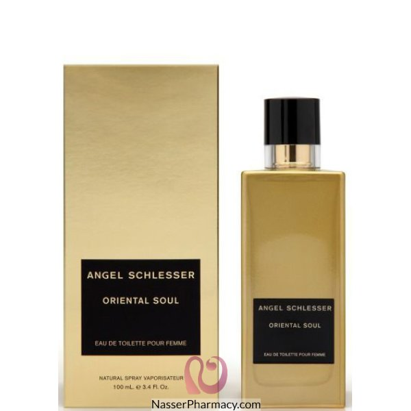Angel Schlesser Oriental Soul Eau De Toilette -100 Ml