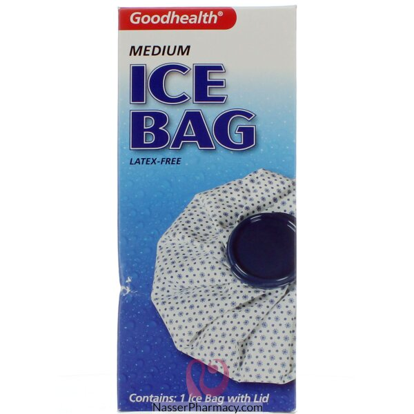 Good Health Cloth Ice Bag 9 Inch