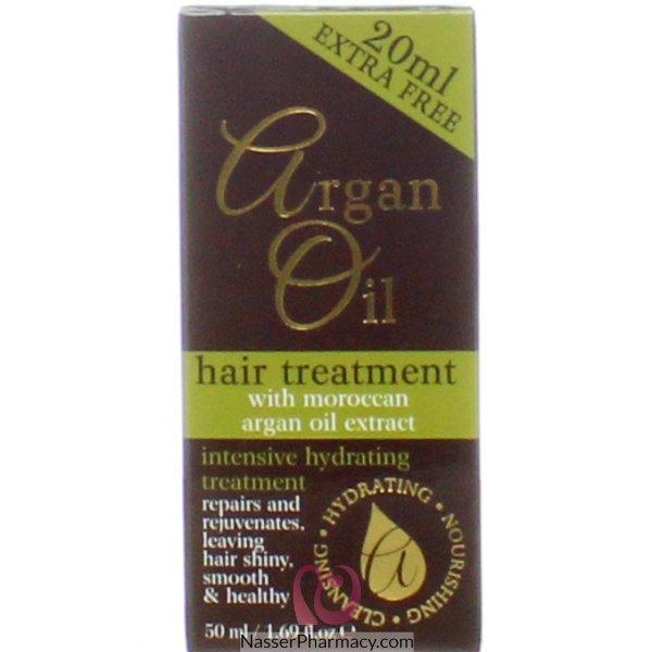 زيت لعلاج الشعر بخلاصة زيت الأرغان المغربي 50 مل - 52372