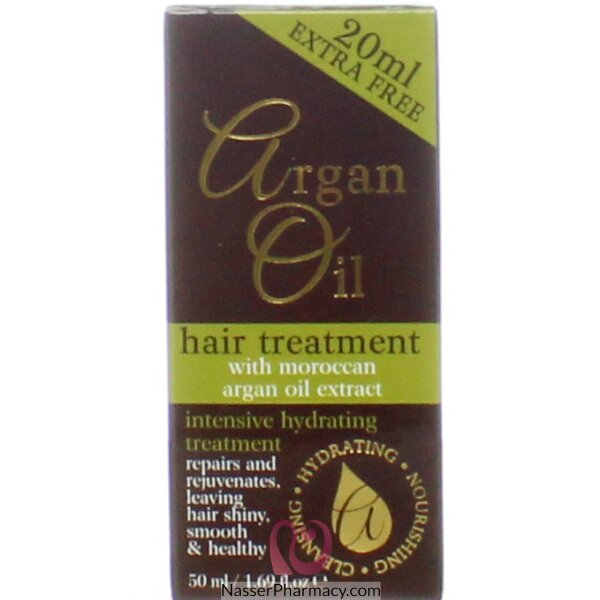 Argan Oil Hair Treatment With Moroccan Argan Oil Extract 50ml