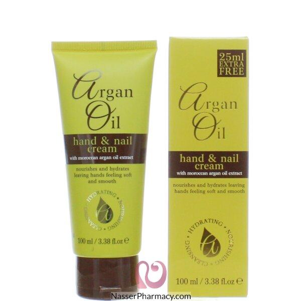 Argan Oil Hand&nail Cream 100ml