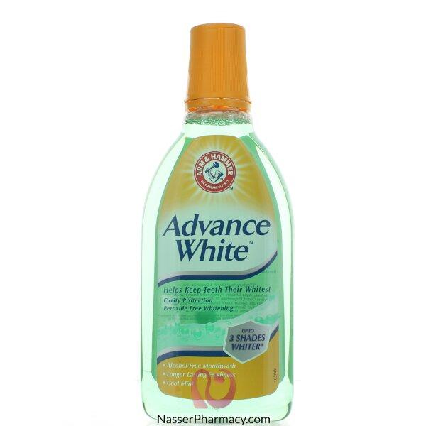 Arm & Hammer Advance White Mouthwash 500ml