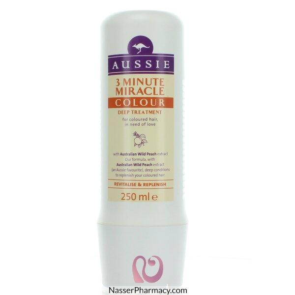 أوزاي (3  Aussie Minute Miracle Colour ) علاج للشعر - 250مل