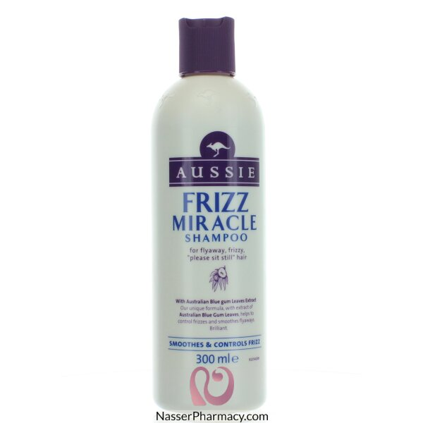 أوزاي (frizz Miracle) شامبو للشعر - 300مل