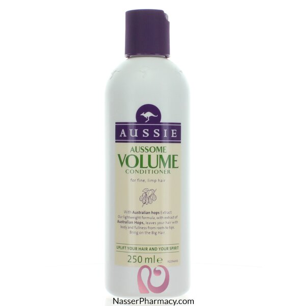 Aussie Real Volume Conditioner - 250ml