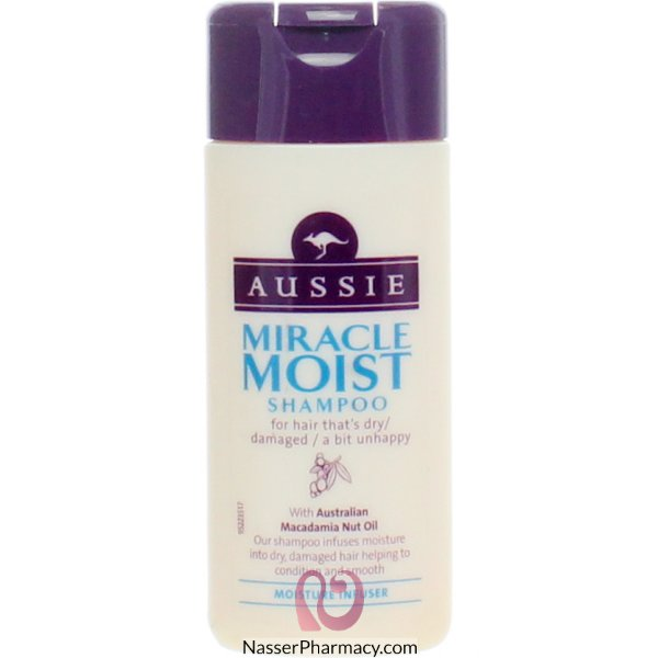 Aussie Shamp Miracle Moist 75ml -63025