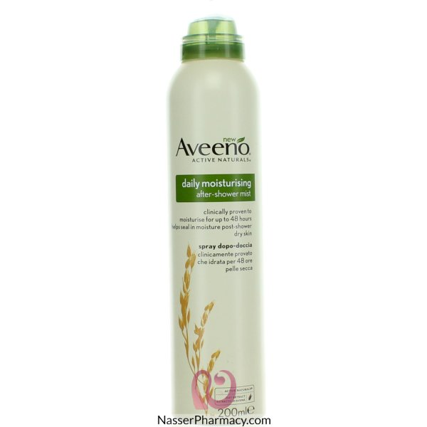 Aveeno After-shower Mist 200ml-61526
