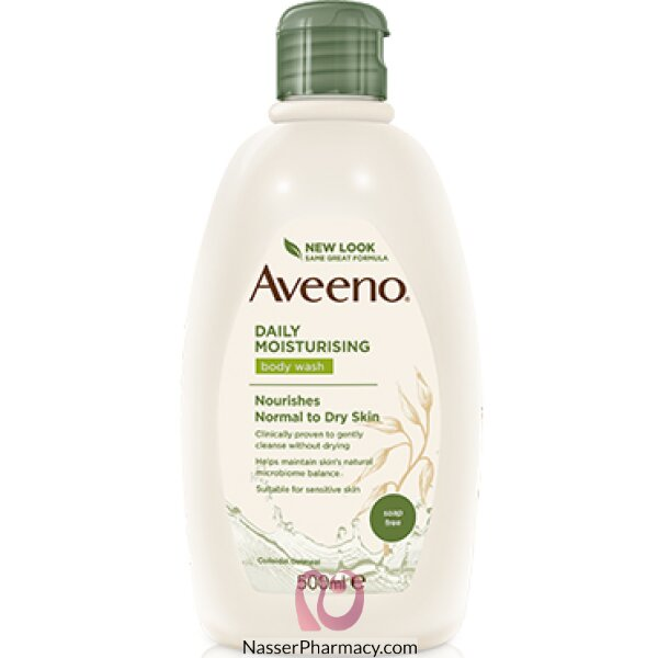 Aveeno Body Wash- 500ml