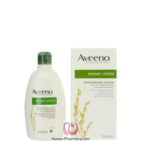 Aveeno Daily Moisturising Body Lotion 500ml-47137