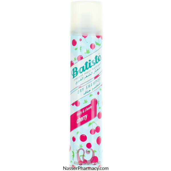 Batiste Dry Shampoo Cherry 200ml