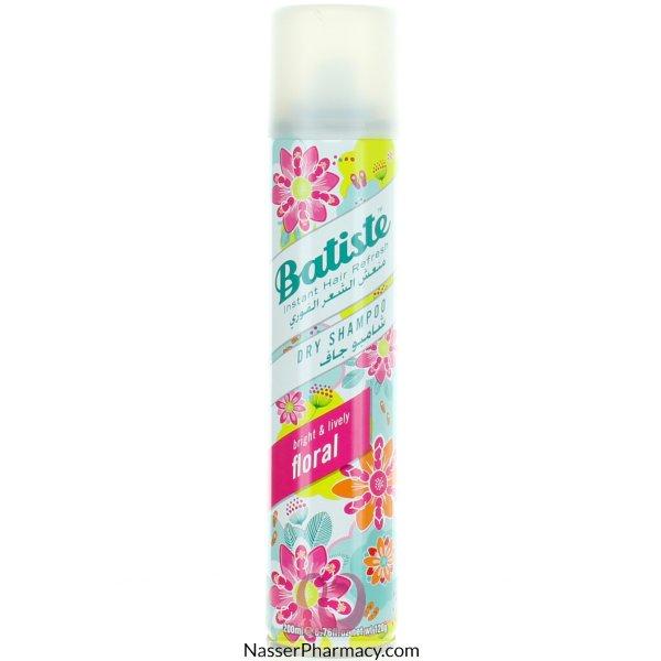 Batiste Dry Shampoo Floral-200ml-43319