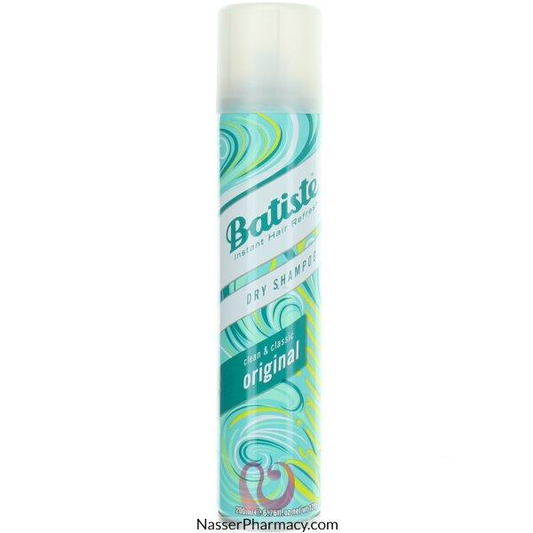 Batiste Dry Shampoo Original-200ml
