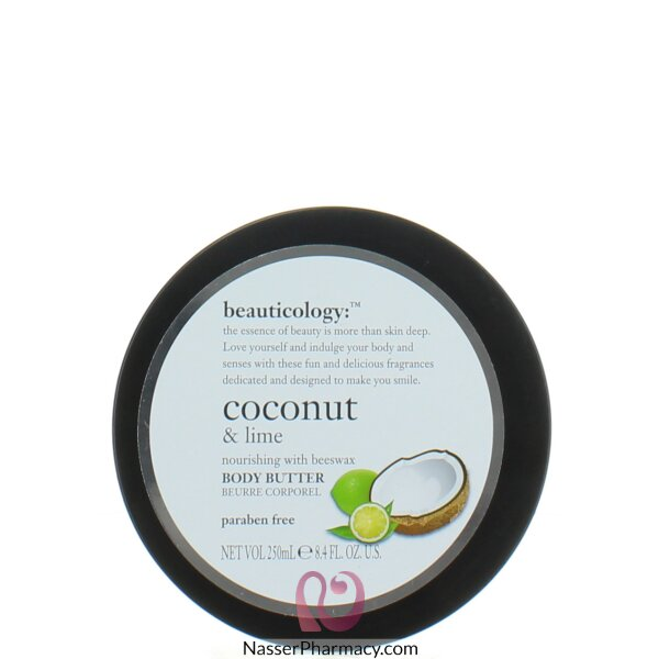 Baylis & Harding  Body Butter  With  Coconut & Lime  Jar 250ml
