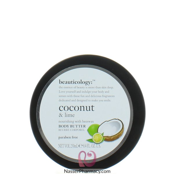 Baylis & Harding  Body Butter  With Coconut&lime  Jar 250ml