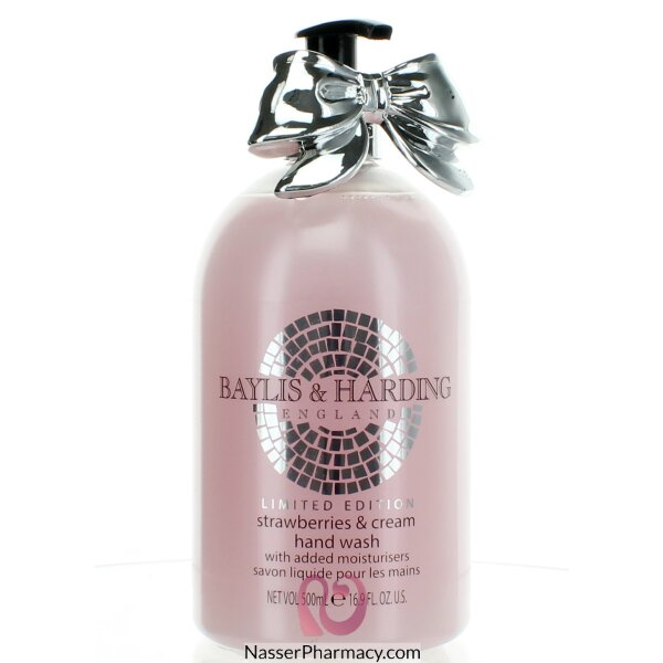 Baylis & Harding Strawberries And Cream Bath Foam