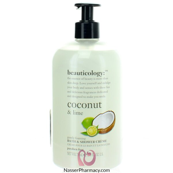 Bayliss & Harding Shower Cream Coconut & Lime 750ml