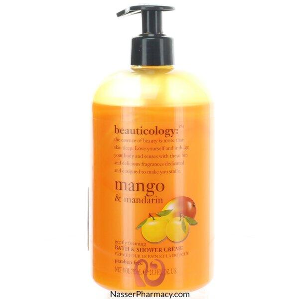 Bayliss & Harding Shower Cream Mango & Mandrin  750ml