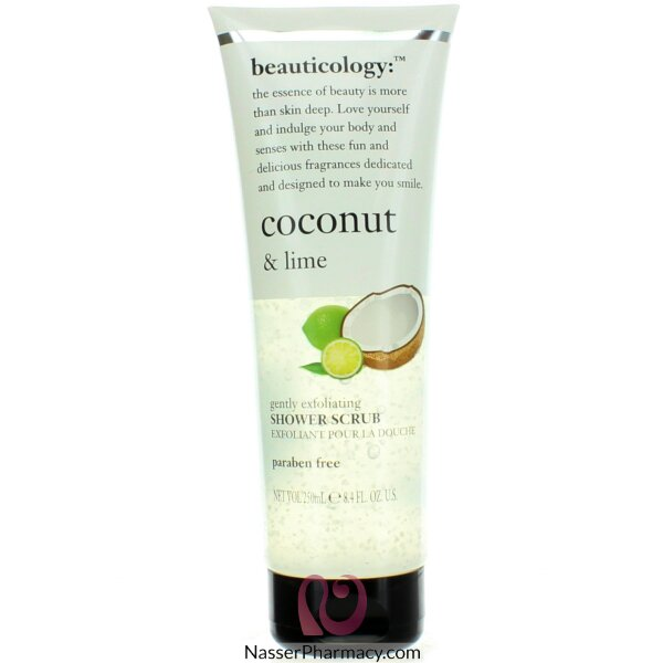 Bayliss & Harding Shower Sbrub Cocnut & Lime 250ml