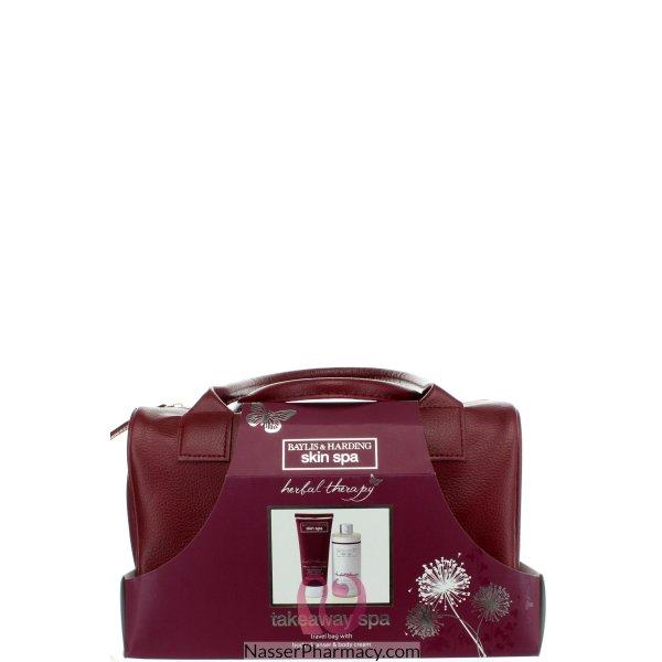 B&h Skin Spa Mulberry Holl & Thyme Asst Bag