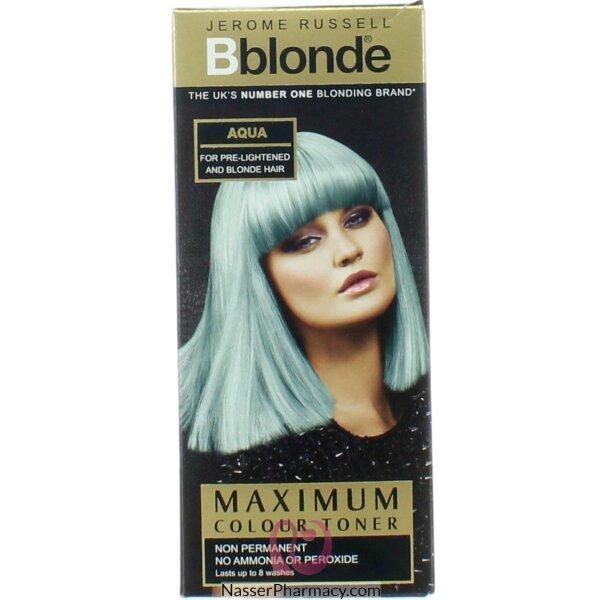 بى بلوند B Blond تونر أكوا  75 مل للشعر الفاتح والأشقر
