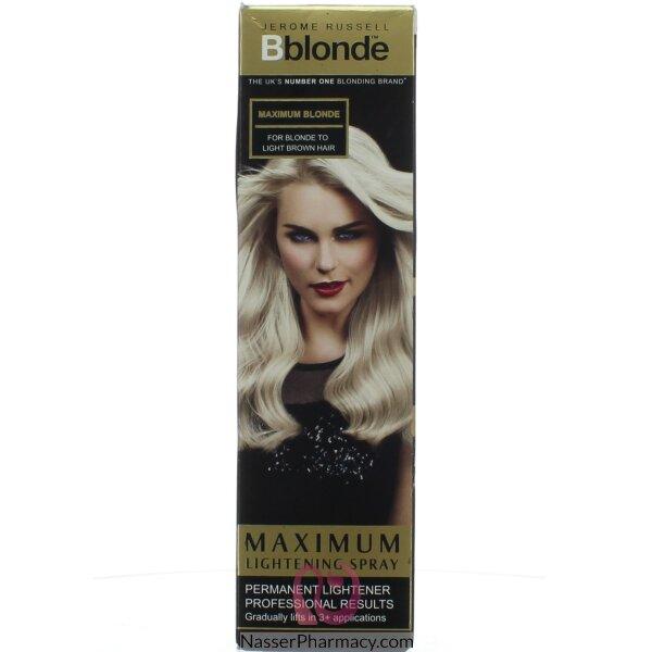 B Blonde Lightening Spray 100ml-48868