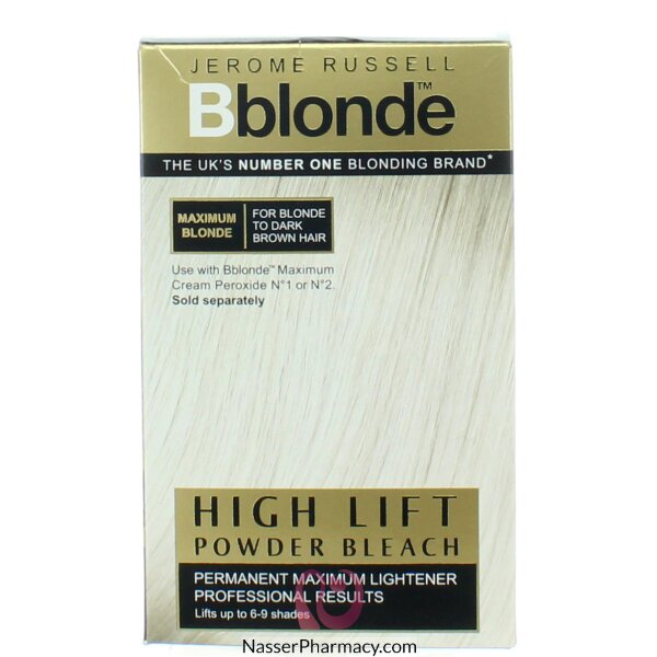 Jerome Russell B Blonde Powder Bleach 100g