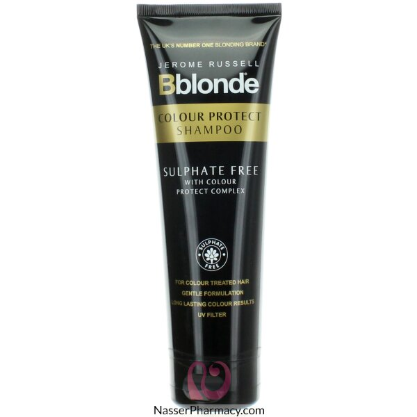 Jerome Russell Bblonde Colour Protect Shampoo 250ml