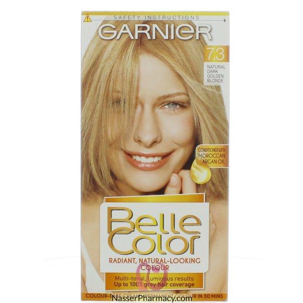 جارنييرbelle Color صبغة دائمة للشعر -newƍ.3 Golden Blonde