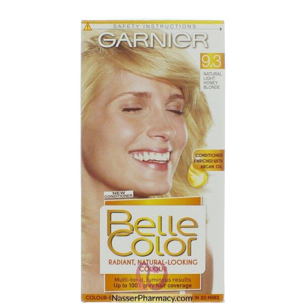 Belle Color 9.3 Honey Blonde