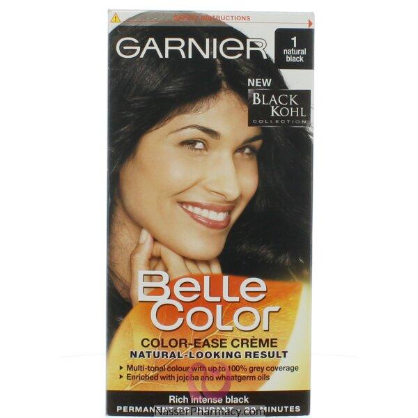 Belle Color New 1 Black