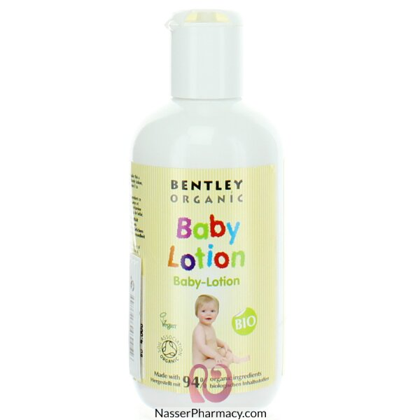 Bentley Organic Baby Lotion 250ml