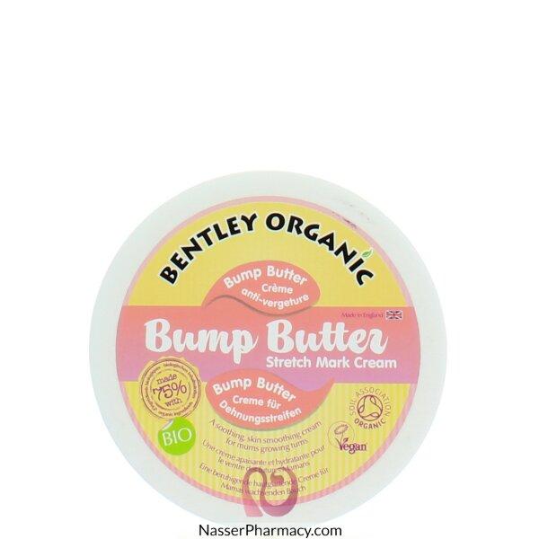 Bentley Organic Bump Butter Stretch Mark Cream- 200gm
