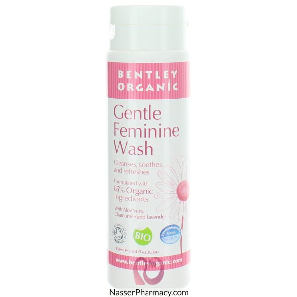 Bentley Organic Gently Feminine Wash
