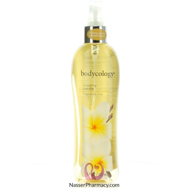 Bodycology  B/mist Creamy Vanilla 8oz