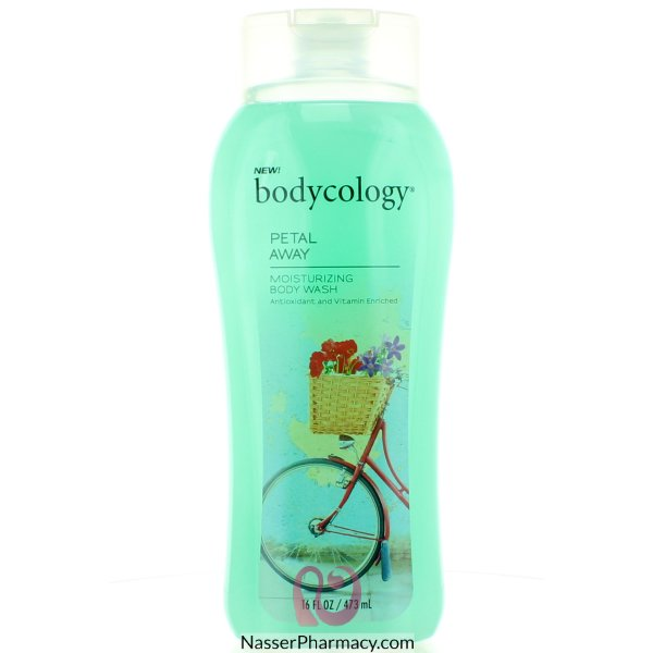Bodycology  B/wash Swirling Petals Moist  16oz