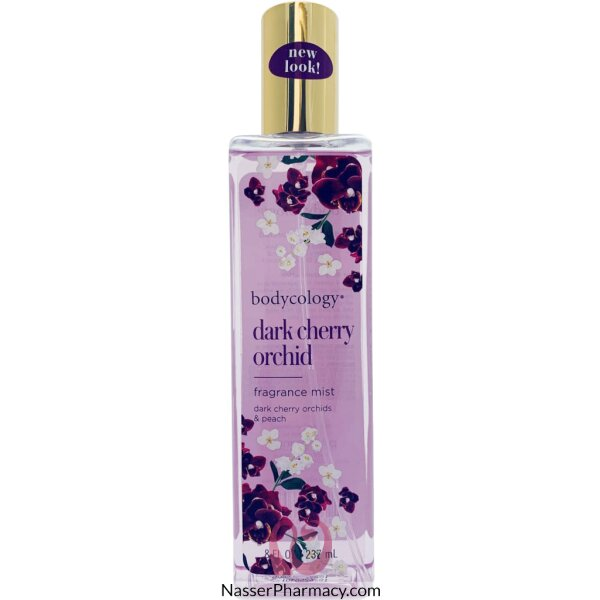 Bodycology Dark Cherry Orchid Body Mist 237ml