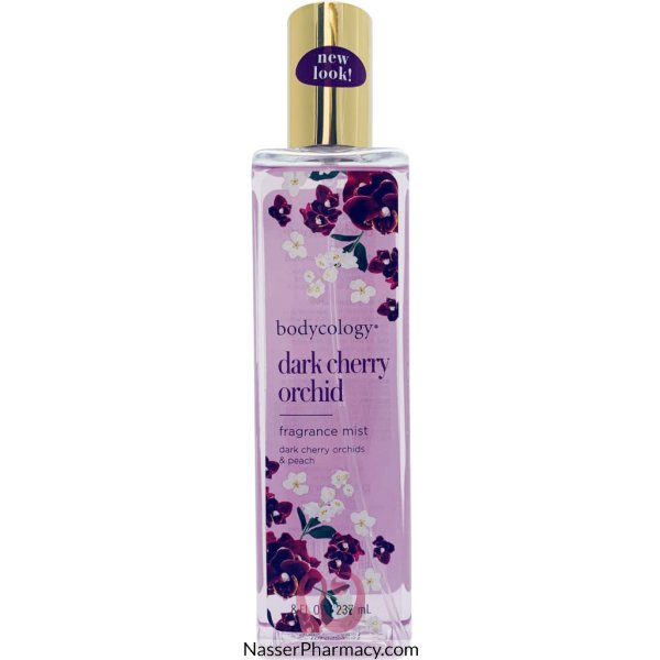 Bodycology Dk Cherry Orchid Mist 8oz-103586-ct