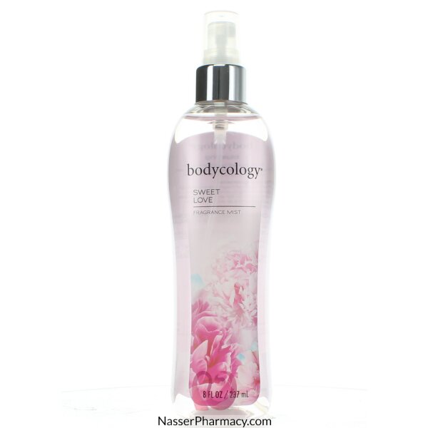 Bodycology Sweet Love Fragrence Mist 237 Ml