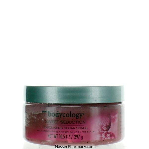 Bodycology Sweet Seduction Exfoliating Sugar Scrub -297 Gm