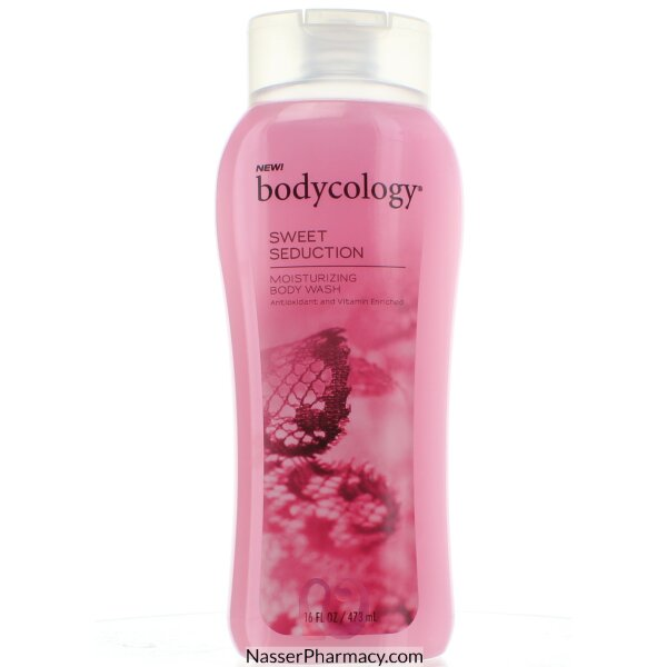 Bodycology Sweet Seduction Moist B/wash -437 Ml