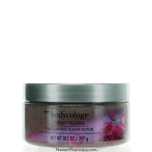 Bodycology Truly Yours Exfoliating Sugar Scrub -297 Gm