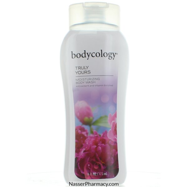 Bodycology Truly Yours Moist Body Wash- 437ml